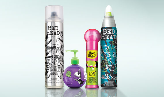 Bed Head by TIGI Haircare - Visit Event