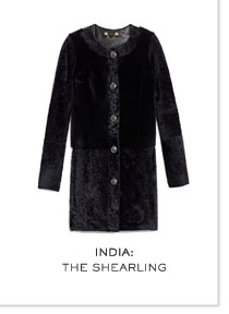INDIA: THE SHEARLING