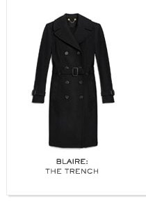 BLAIRE: THE TRENCH