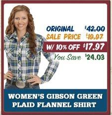 womens gibson shirt