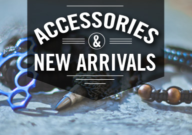 Shop Accessories & New Arrivals