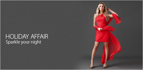 Holiday Affair- Sparkle your Night