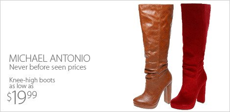 Michael Antonio (90 new styles)