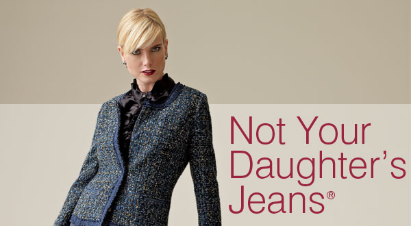 Not Your Daughters Jeans®
