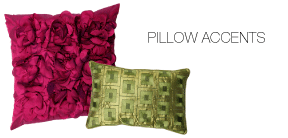 PILLOW ACCENTS
