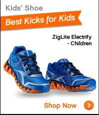 Kids' Shoe | ZigLite Electrify – Children