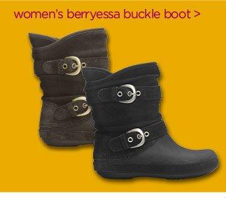 women's berryessa buckle boot