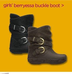 girls' berryessa buckle boot