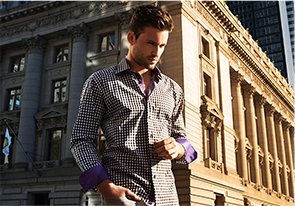 Cafe Bleu Men's Shirts