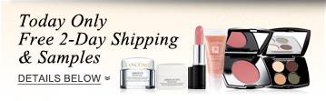Today Only Free 2-Day Shipping & Samples DETAILS BELOW