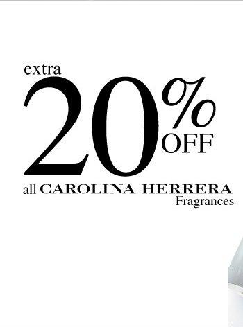 Carolina Herrera 20% OFF