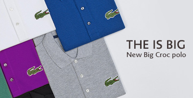 NEW BIG CROC POLO