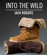 Into the Wild. Jack Rogers.
