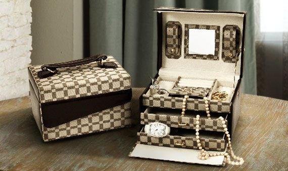 Classic Jewelry Cases - Visit Event