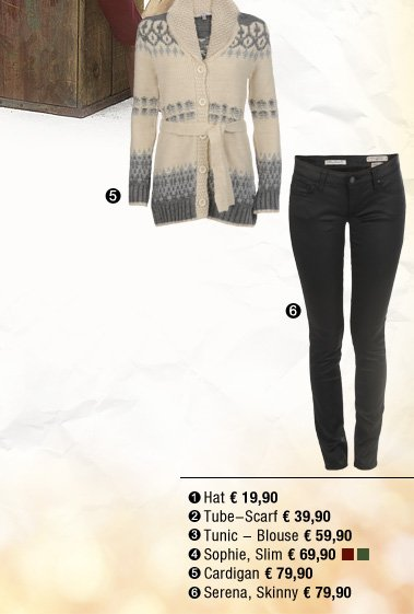 must haves - women