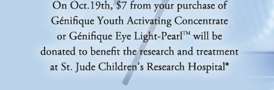 On Oct. 19th, $7 from your purchase of