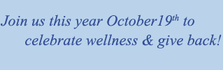 Join us this year October19th to 