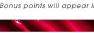 Bonus points will appear in your beauty bank by November 17, 2012.