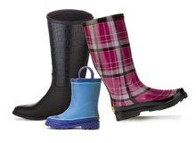 A Splash of Cheer Hue-Happy Rain Boots