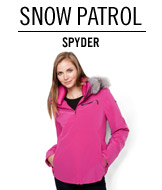 Snow Patrol. Spyder.