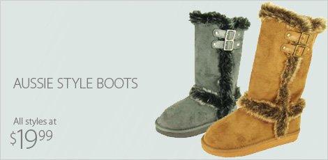 Aussie Style Boots