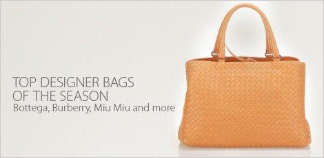 Top Designer Bags Of The Season