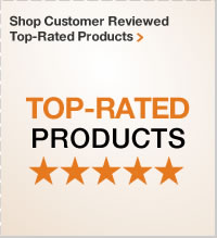 SHOP CUSTOMER REVIEWED TOP-RATED PRODUCTS