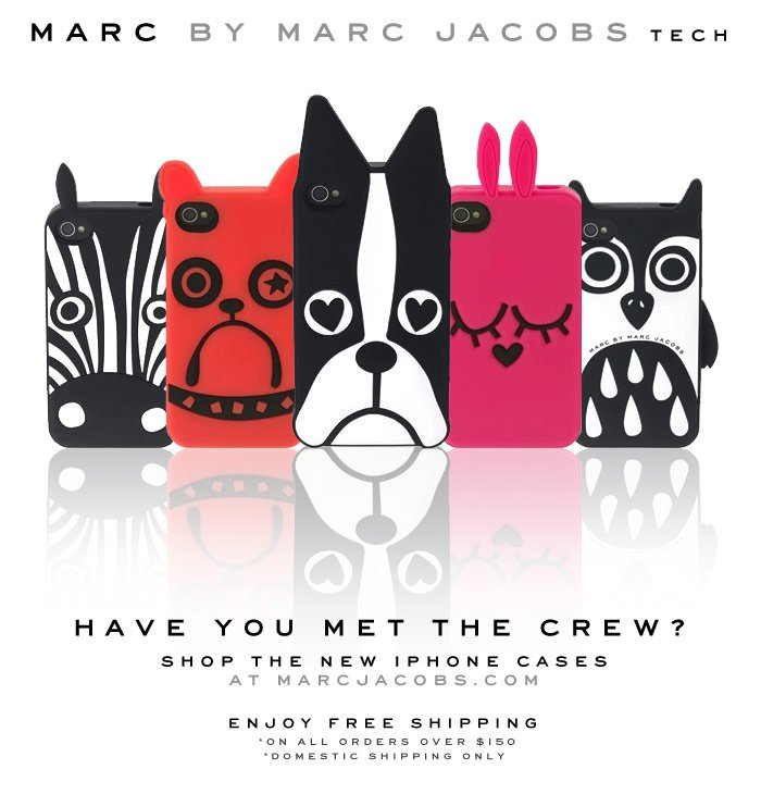 Marc by Marc Jacobs | Tech
