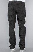 <b>RVCA</b><br />The Daggers Jeans in Raw Black Wash