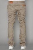 <b>ORISUE</b><br />The Edison Slim Fit Pants in Tan