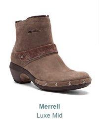 Women's Merrell Luxe Mid