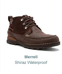 Men's Merrell Shiraz Waterproof