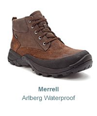 Men's Merrell Arlberg Waterproof