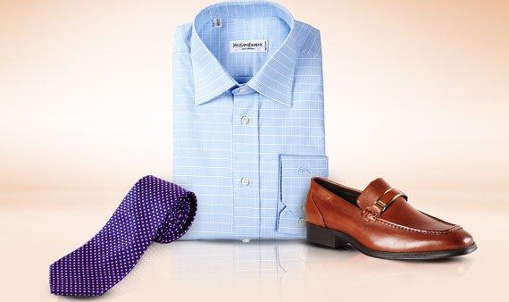 Head To Toe: Men's Dress Clothes- Visit Event