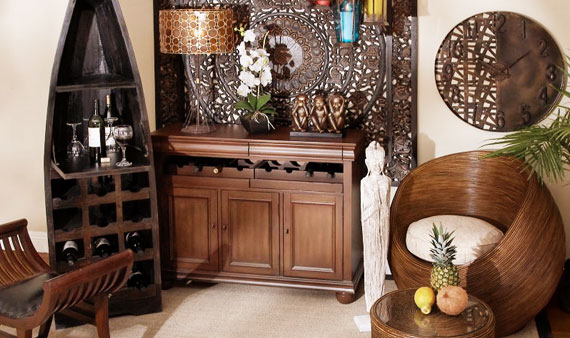 Globe Trotting: Décor and Furniture   - Visit Event