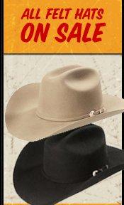 all felt hats
