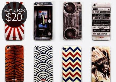 Shop Graphika iPhone Gel Skins