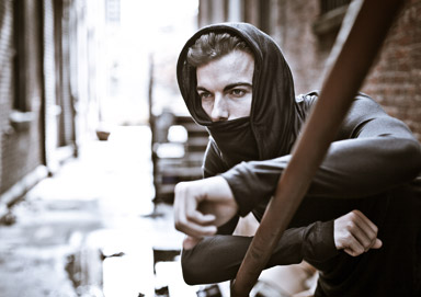 Shop Ninja Hoodies & Pattern-Pocket Tees