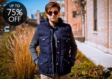 Shop Key Pieces: Jackets, Wovens, & More