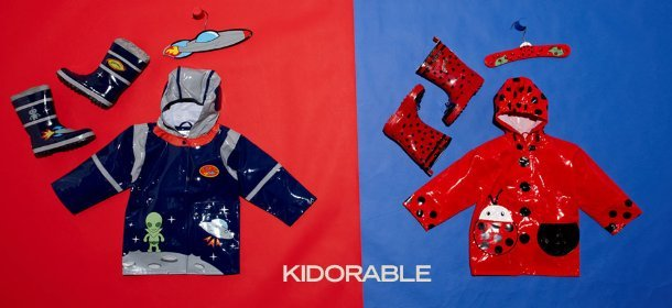 KIDORABLE, Event Ends October 17, 9:00 AM PT >