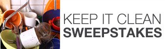 Keep It Clean Sweepstakes