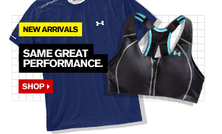 NEW ARRIVALS - SAME GREAT PERFORMANCE. SHOP.