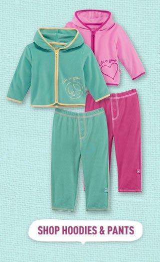 Shop Baby Hoodies & Pants
