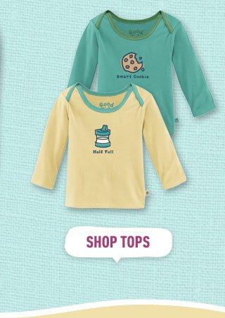 Shop Baby Tops