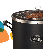 Char-Broil Oil-Less Gas Turkey Fryer »