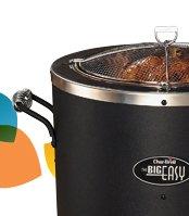 Char-Broil Oil-Less Gas Turkey Fryer »