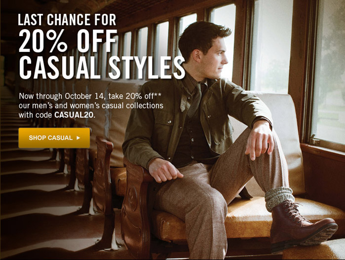 One Week Only