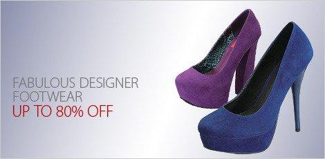 Fabulous Designer Footwear