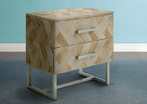 Trend: Reclaimed & Refined