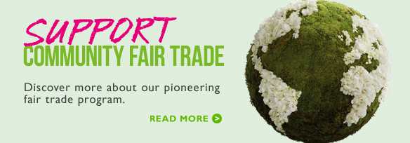 support community fair trade